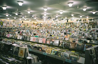 amoeba records | by FatMandy