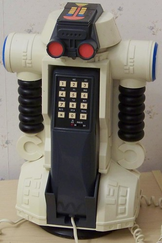 Robot Telephone | by alexkerhead