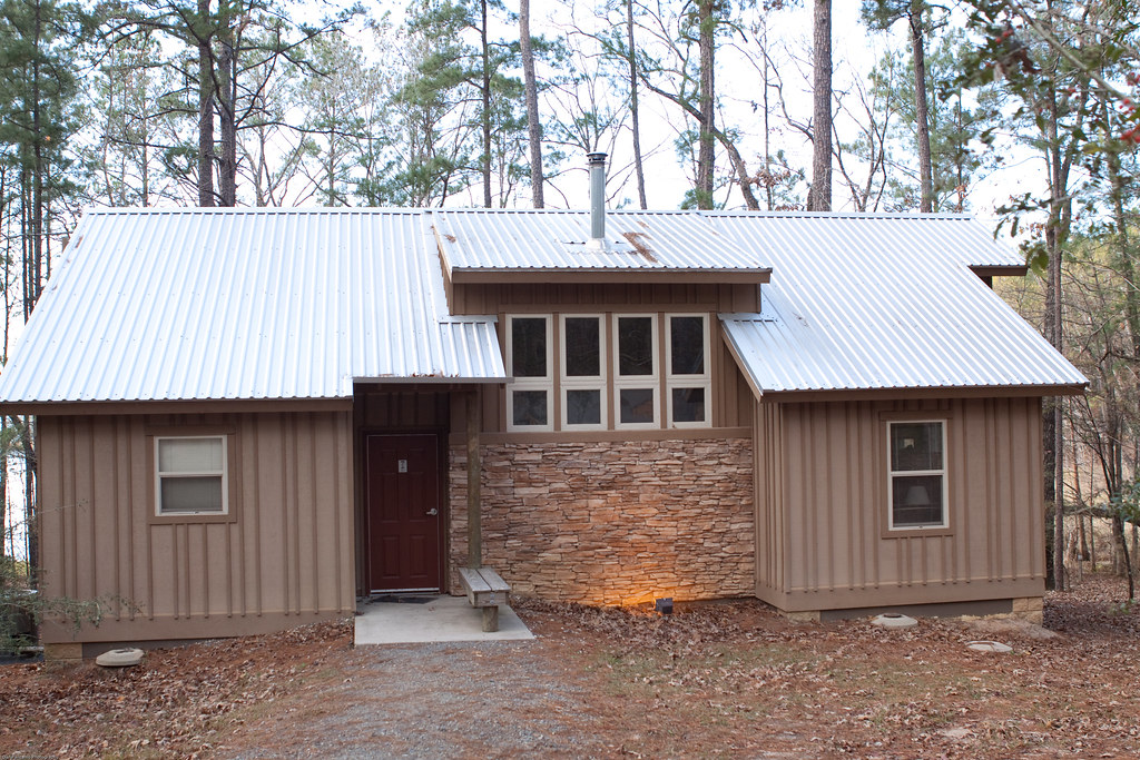 Delicieux ... South Toledo Bend State Park Cabin #7 | By Dan Pancamo
