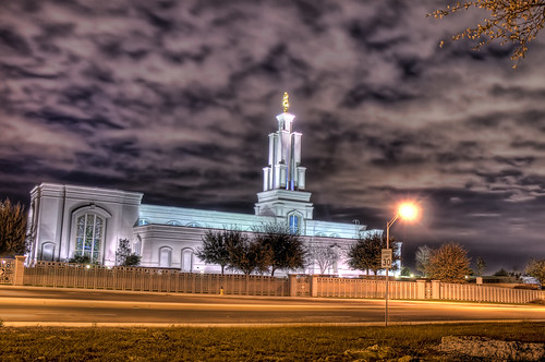 Temple on Stone Oak | by Definitive HDR Photography
