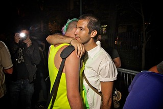 "New York MARRIAGE EQUALITY (10 of 16): ""It's Hard to Believe We're More Equal Tonight"" 