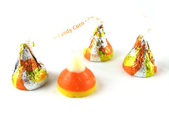 Hershey's Kisses Candy Corn | by princess_of_llyr