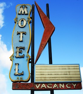 Motel with Arrow | by Cakeight
