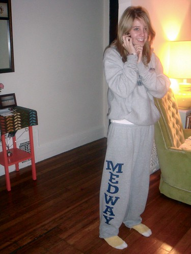 medway sweatpants we have a rule about wearing elastic
