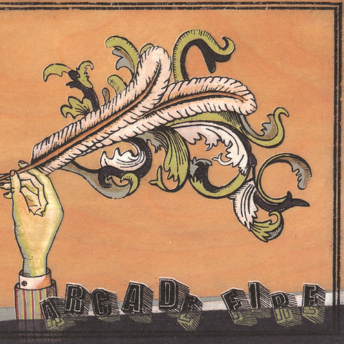 Arcade Fire - Funeral | by The Album Artwork Archive