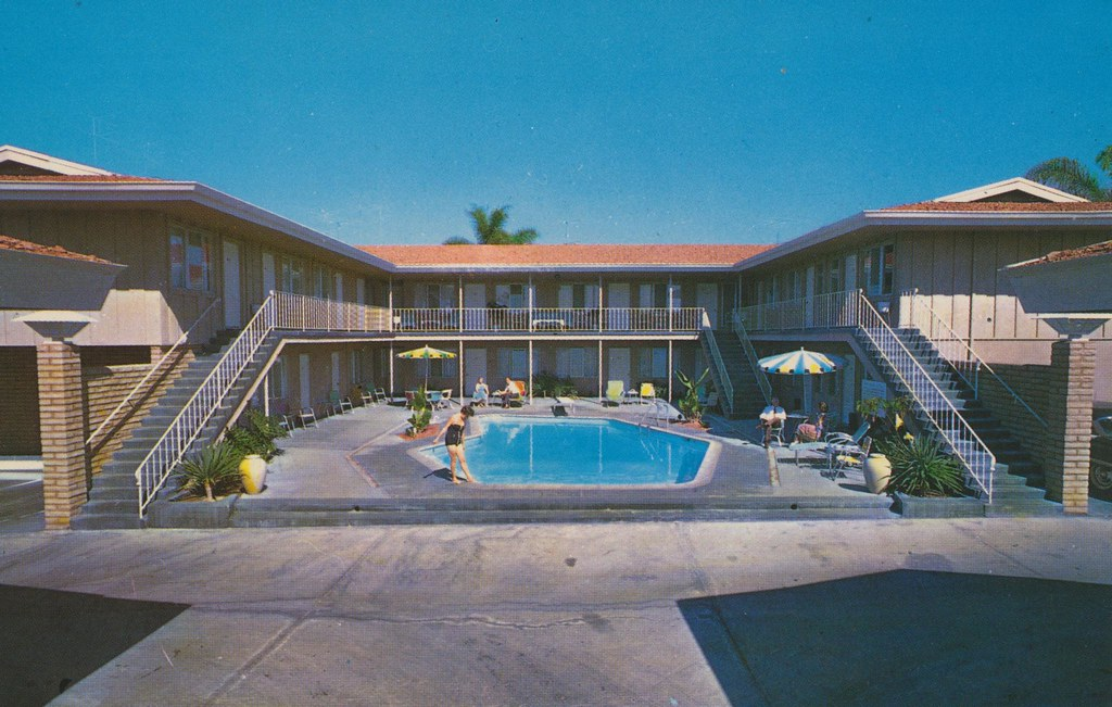 El Portal Motel and Apartments - San Diego, California