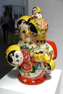 babushka dolls | by Paul Keller