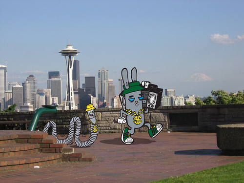 chillin' at kerry park | by n a r b o o