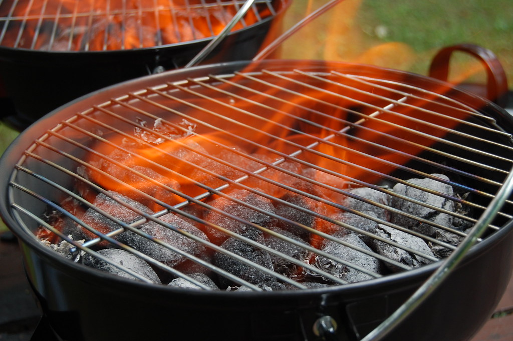 American Barbecue: The Brief History of Grill