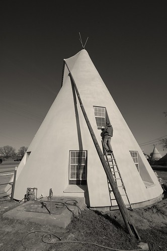 TEE PEE-Lawrence, KS | by SKY✡VU