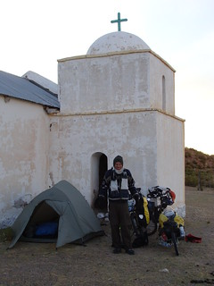 DSC00356 Camping at the chapel - Capilla Vieja | by Hobobiker
