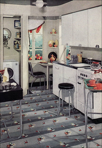 retro kitchen islands 1938 armstrong kitchen black and white kitchen 1938