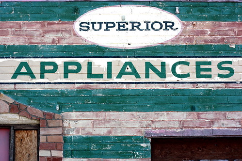 Main Street #6 (Superior Appliances) | by kevin dooley