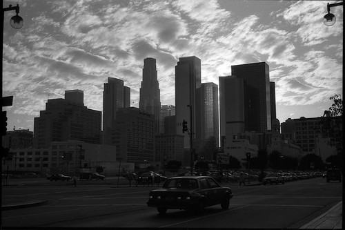 Downtown Los Angeles | by cyan79