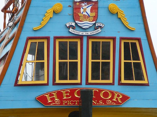 Pictou, The Hector