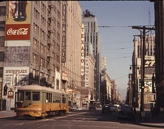 Southbound on  Broadway | by Metro Transportation Library and Archive