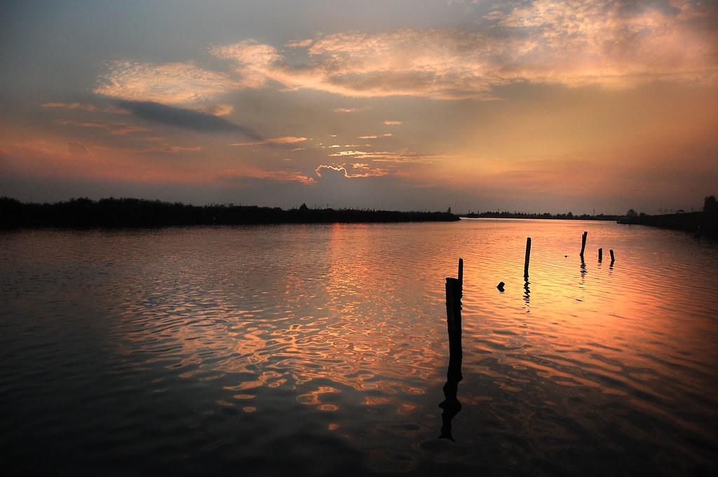 Itinerario del Delta del Po