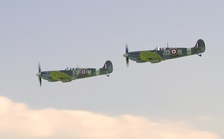 Early Mk Spitfires. | by wurzel.pete.3 Million views,Thanks.