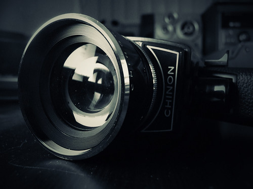 Chinon 8mm Movie Camera | by SPDP