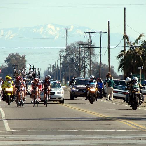 Amgen Tour Of California  Route