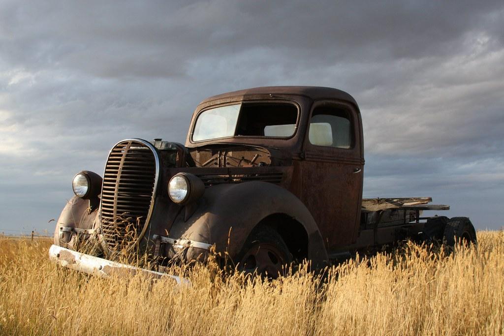 Rusty old 1939 Ford Truck Edit | Rusty old 1939 Ford Truck s… | Flickr