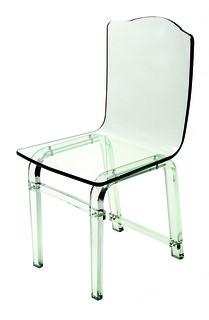 Vogue Chair (clear) | by Spectrum West - PR AC