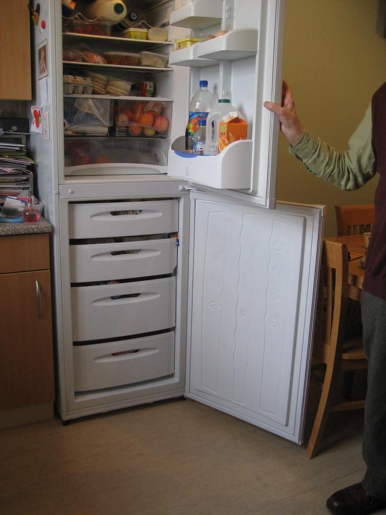 ... Hotpoint FFA90 - Fridge Freezer | by Carol B London