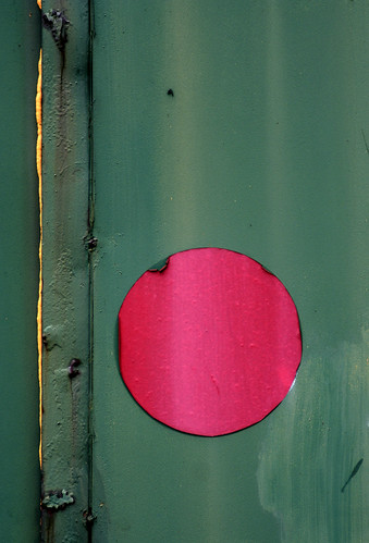 the red dot | by greenchartreuse