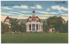 Mount St. Mary's College, Hooksett, N.H.   File name: 06 ...