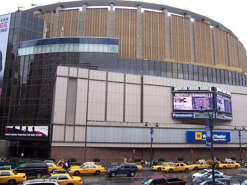 Madison Square Garden The Most Famous Arena In The World Flickr