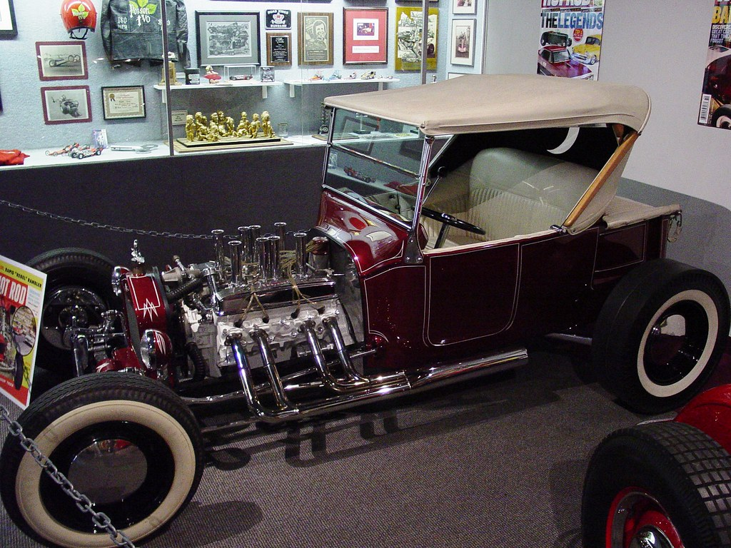 1932 Ford Model T Street Roadster Circa 1957 Wally Parks N…   Flickr