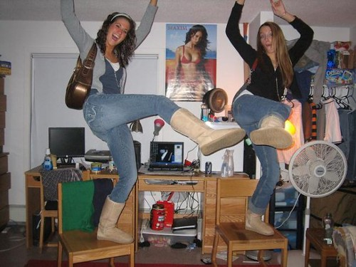 dorm Party rooms college