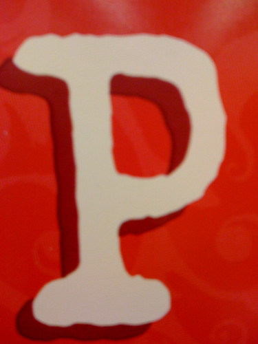 Letter P | by Alex Giron