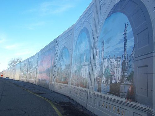... The Portsmouth, Ohio, Flood Wall Murals | By J. Stephen Conn Part 4
