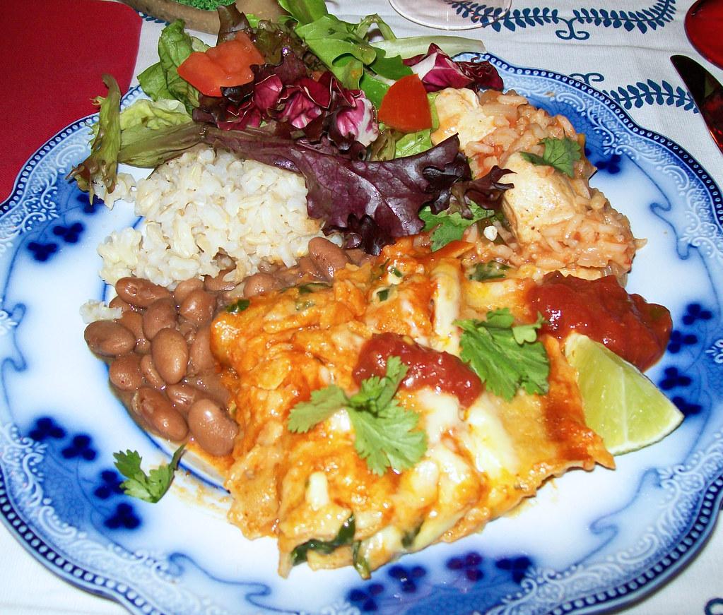 Mexican christmas food - Mexican Christmas Dinner By Mooshee85 Mexican Christmas Dinner By Mooshee85