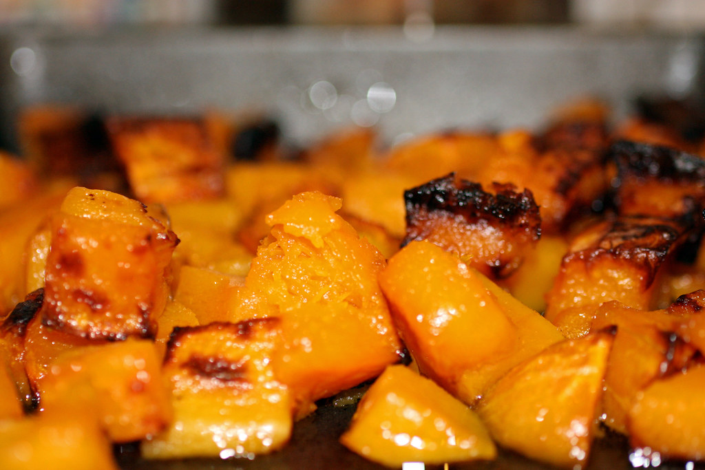 Image result for roasted butternut squash
