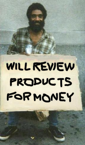 Will Review Products For Money | by erikrasmussen