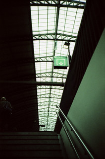Lomo LC-A xpro | Out of the exit | by Mattanalogue (matthijs rouw)