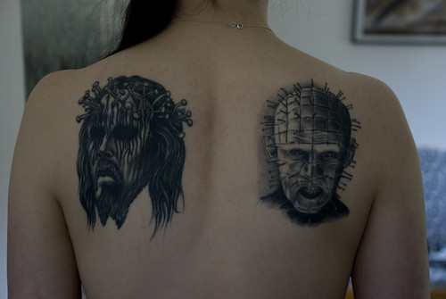 My tattoos | by nakedblood666