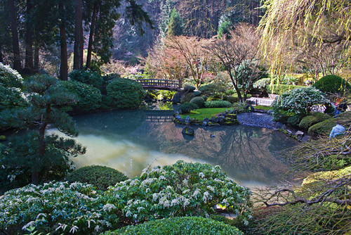 Japanese Garden - Portland, Oregon | by Alex Williams