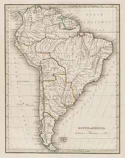 South America | by Norman B. Leventhal Map Center at the BPL