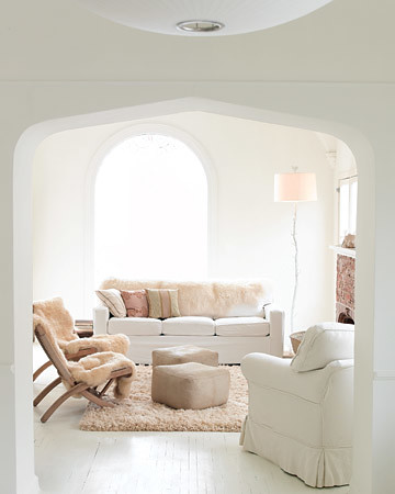 martha stewart white on white | by coco+kelley