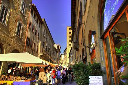 Arezzo mercatino antiquariato francesco sgroi flickr for Arezzo antiquariato