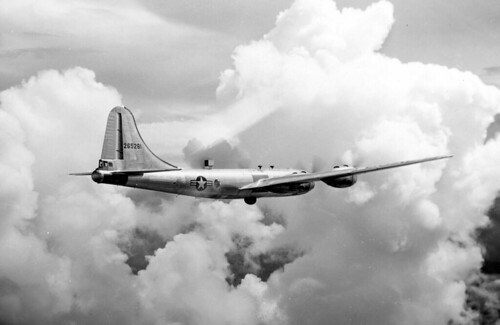 Boeing WB-29 Superfortress | Boeing WB-29, originally B-29 ...