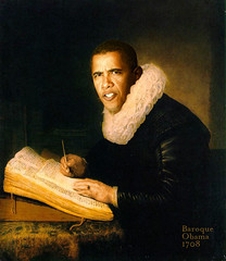 Baroque Obama | by DanBrady