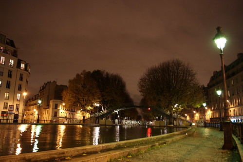 Paris Canal Saint-Martin 6 | by paspog