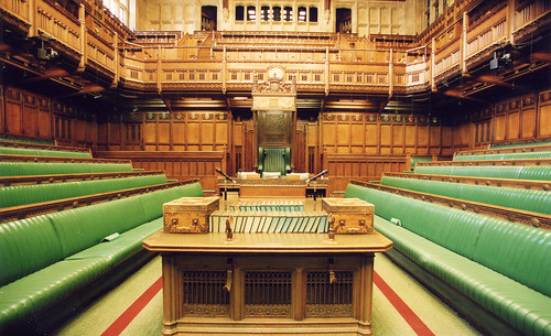 House of Commons Chamber: Speaker's table | by UK Parliament