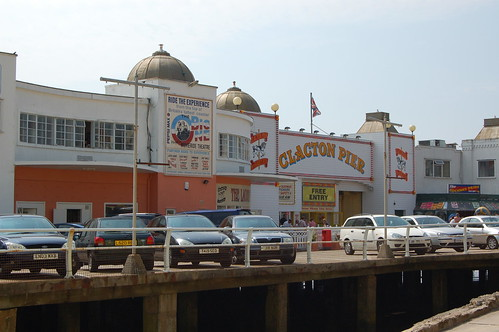 Clacton-on-Sea | by Draco2008