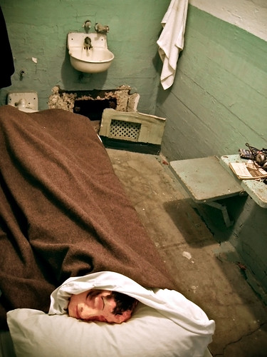 """Escape From Alcatraz"" Cell 