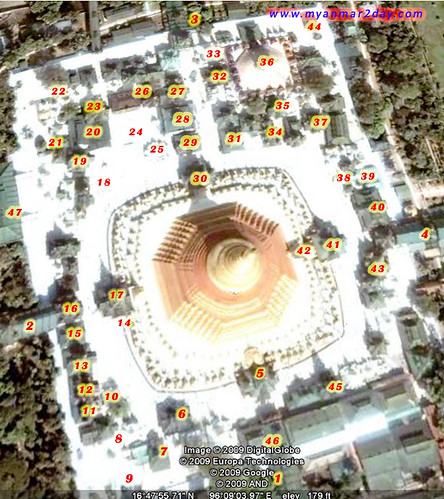 Shwedagon-floor-plan | by myanmar2day